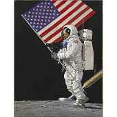 view Neil Armstrong digital asset number 1