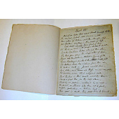 "view Manuscript for Book VI of Joel Barlow's ""The Columbiad"" digital asset number 1"