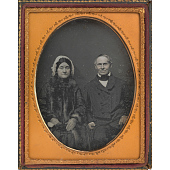 view Robert and Eliza Barnwell Smith Mills digital asset number 1