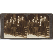 view Booker T. Washington and Distinguished Guests digital asset number 1