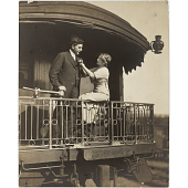 view Anna Held and Florenz Ziegfeld digital asset number 1