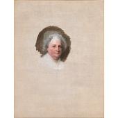 view Martha Washington (The Athenaeum Portrait) digital asset number 1