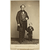 view P.T. Barnum and Commodore Nutt digital asset number 1