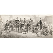 view Civil War Naval Officers digital asset number 1