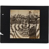 view Theodore Roosevelt, Edith Roosevelt and David Rowland Francis digital asset number 1
