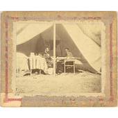 view Abraham Lincoln and George McClellan digital asset number 1