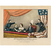 view Assassination of President Lincoln digital asset number 1