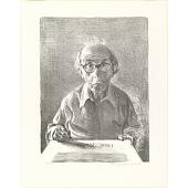 view Raphael Soyer Self-Portrait digital asset number 1