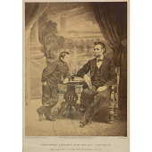 view Abraham and Tad Lincoln digital asset number 1