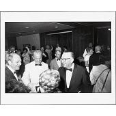 view John Glenn and Walter Cronkite digital asset number 1