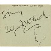 view Alfred Hitchcock Self-Portrait digital asset number 1