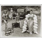 view Gypsy Rose Lee and her entourage digital asset number 1