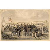view Jefferson Davis and His Generals digital asset number 1