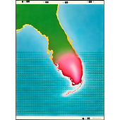 view South Florida (two pieces) digital asset number 1