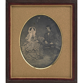 view Henry William Mathew Meade (with Sarah A. Meserole Meade) digital asset number 1