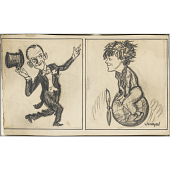 view Fred Astaire and Amelia Earhart digital asset number 1