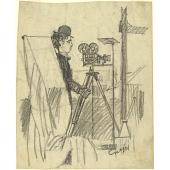 view Charlie Chaplin digital asset number 1