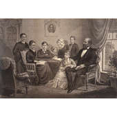 view James Garfield and Family digital asset number 1