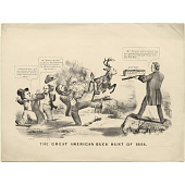 view The Great American Buck Hunt of 1856 digital asset number 1