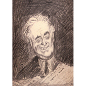 view Franklin D. Roosevelt digital asset number 1
