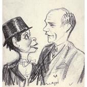 view Edgar Bergen and Charlie McCarthy digital asset number 1
