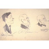 view Jimmy Walker, Charles Dana Gibson and Frederick Opper digital asset number 1