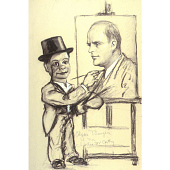 view Edgar Bergen and Charlie McCarthy digital asset number 1