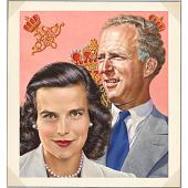 view Leopold III and Princess de Rethy digital asset number 1