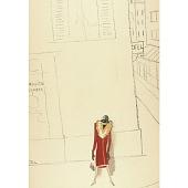 view Le Tumulte Noir/Woman on Street Corner digital asset number 1
