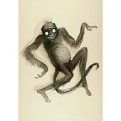 view Le Tumulte Noir/Monkey-Man digital asset number 1