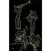 view Le Tumulte Noir/Band on Black digital asset number 1