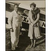 view Amelia Earhart and Frank Hawks digital asset number 1