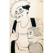 view Marie Dressler and Bessie Love digital asset number 1