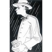"view Walter Huston in ""Rain"" digital asset number 1"