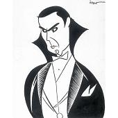 """view Bela Lugosi in """"Dracula"""" digital asset number 1"""