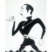 "view Adolphe Menjou in ""The Great Flirtation"" digital asset number 1"