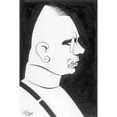 """view Erich Von Stroheim -- """"The Great Gabbo"""" digital asset number 1"""
