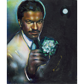 view Billy Dee Williams Self-Portrait digital asset number 1