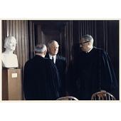 view William Brennan, William Douglas and Thurgood Marshall digital asset number 1