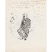 view 4 Sketches of Robert Lee Frost digital asset number 1