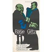 view Count Basie and Stan Getz digital asset number 1
