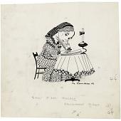 view Helen Hayes as Harriet Beecher Stowe digital asset number 1
