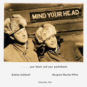 view Erskine Caldwell and Margaret Bourke-White digital asset number 1