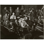 view Duke Ellington, Dizzie Gillespie, Buck Clayton and Max Kaminsky digital asset number 1