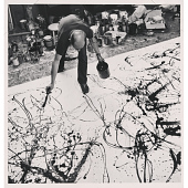 view Jackson Pollock digital asset number 1