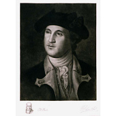 view George Washington and Charles Willson Peale digital asset number 1