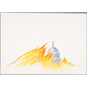 view Capitol in Flames digital asset number 1