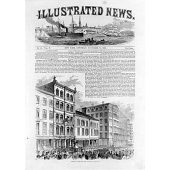 view Brady's Gallery in the Illustrated News digital asset number 1
