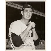 view Ted Williams digital asset number 1