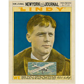 view Charles Lindbergh digital asset number 1